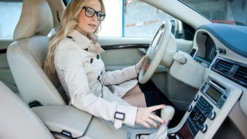 Brýle a řidičský průkaz