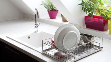 jak udržet pořádek v kuchyni