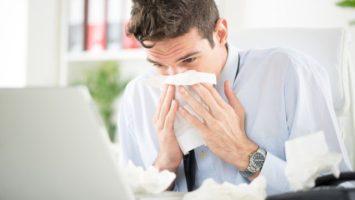 Jak se nenakazit chřipkou