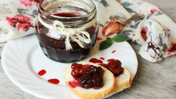 recept na višňovou marmeládu