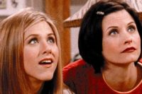 Jennifer Aniston a Courtney Cox