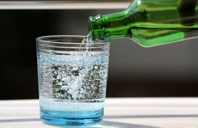 Perlivá a minerální voda