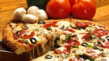 Recept na italskou pizzu