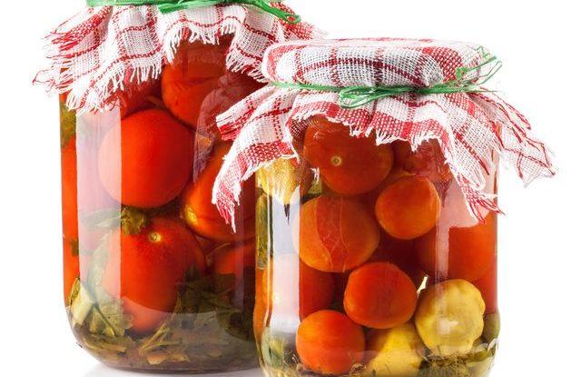 Jak zavařit rajčata, aby neztratila chuť