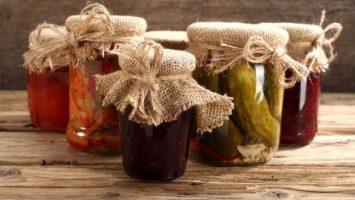 kvašená zelenina, Zavařování zeleniny, Recept na kvašenou zeleninu