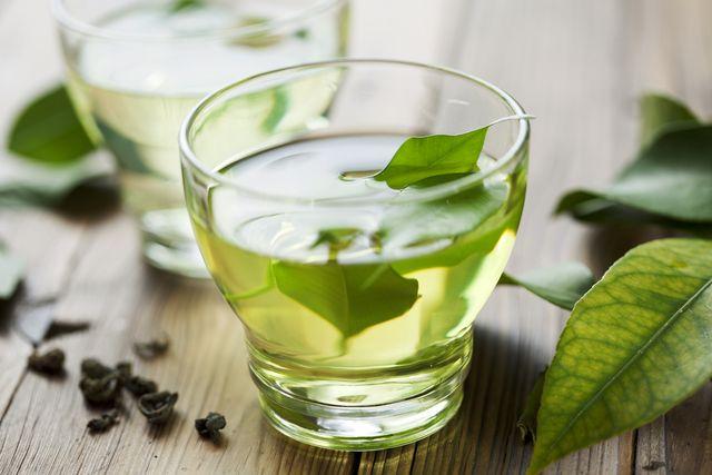 Zelený čaj, Zdroj: Shutterstock.com