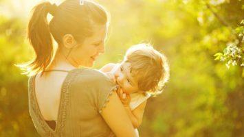 Co dělat, když je dítě závislé na matce