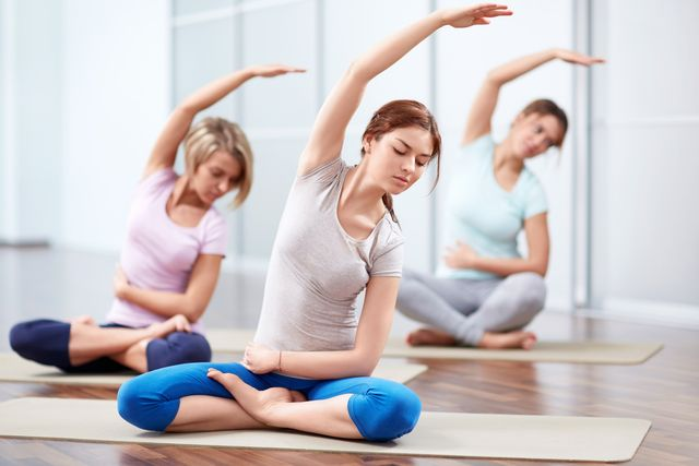 Jak se naučit jógu
