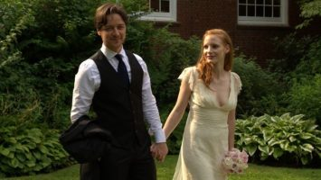 FOTO: James McAvoy Jessica Chastain Eleanor Rigby