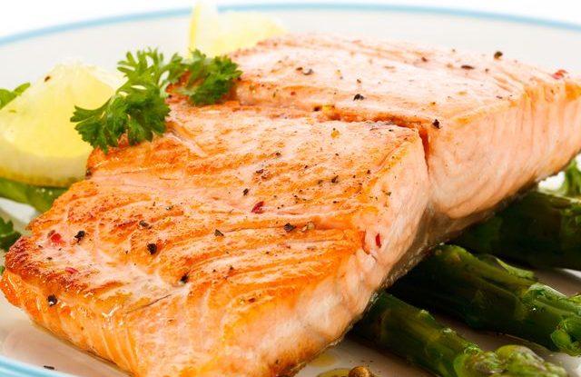 Recept na Pečený losos v troubě