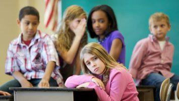 Co dělat, když je dítě šikanované