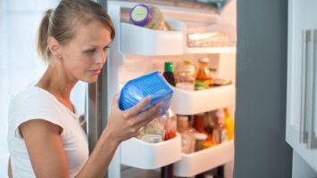 potraviny, které nepatří do lednice