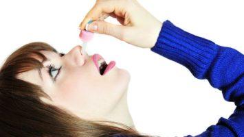 Jak se zbavit rýmy, ucpaný nos