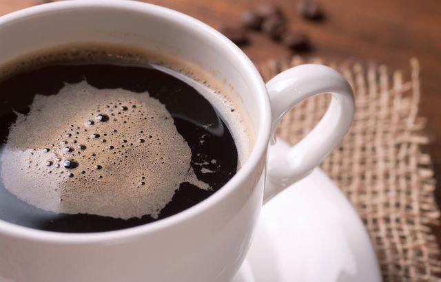 Jak správně zalít kávu