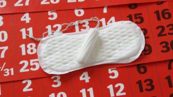 Menstruační cyklus, menstruace
