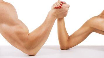 Muž versus žena
