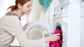 Jak prát prádlo