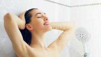 Jak se sprchovat
