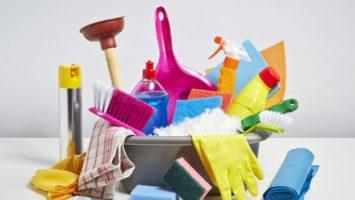 Jak ušetřit čas při úklidu