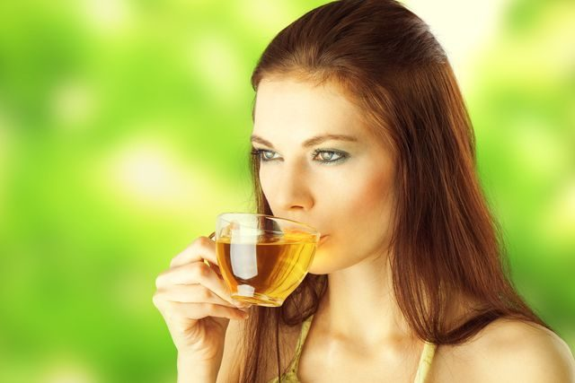 Spalování tuků a zelený čaj