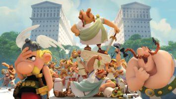 FOTO: Asterix a Obelix - Sídliště bohů