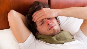 Chřipka nemoc u mužů