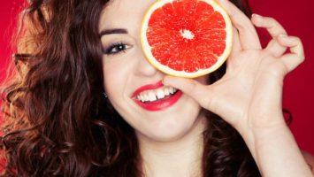 grepfruit, detoxikace