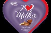 Soutěž o 10 srdíčkových pralinek Milka. Oslaďte si Valentýn