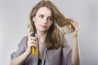 Arganový olej na zničené vlasy
