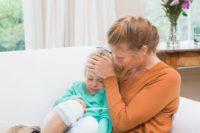 otřes mozku u děti