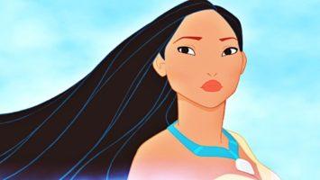 FOTO: Pocahontas