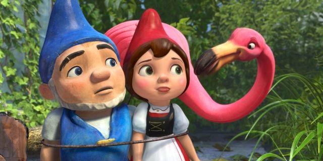 FOTO: Gnomeo a Julie