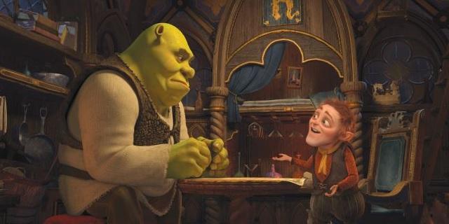 FOTO: Shrek: Zvonec a konec