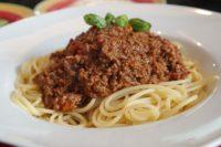 FOTO: Bolonska omacka