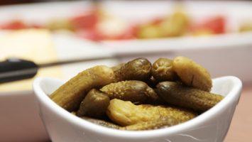 Domácí kvašáky, Nakládané okurky