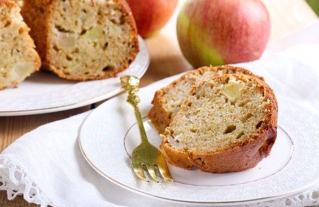 Recept na: babovku s jablky