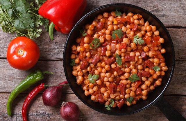 Recepty z cizrny, cizrna na zdraví a hubnutí