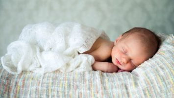 FOTO: Prani k narozeni miminka