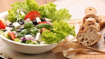 Recept na šopský salát