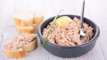 Recept na tuňákovou pomazánku