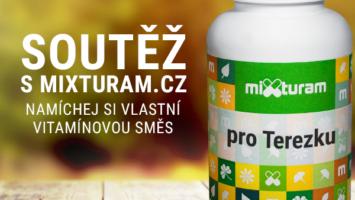 michaní vitamínů na Mixturam.cz