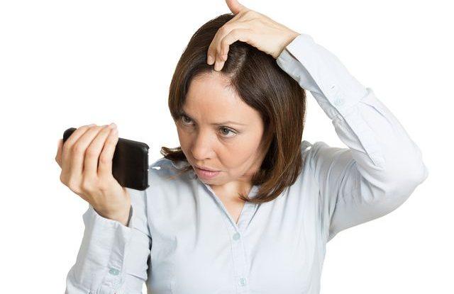 Alopecie, padání vlasů u žen