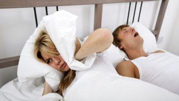 Spánková apnoe