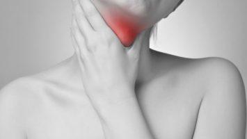 příznaky štítné žlázy