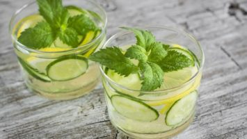 Recept na Okurkova limonada