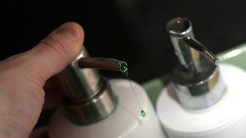 Recept na výrobu domácího mýdla