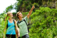 Léčivé účinky chůze