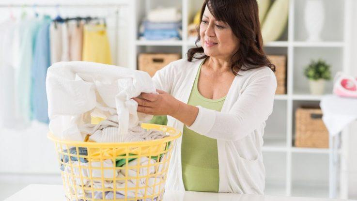 Jak prát bílé prádlo, bělení prádla