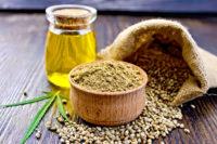 konopný olej s THC na rakovinu