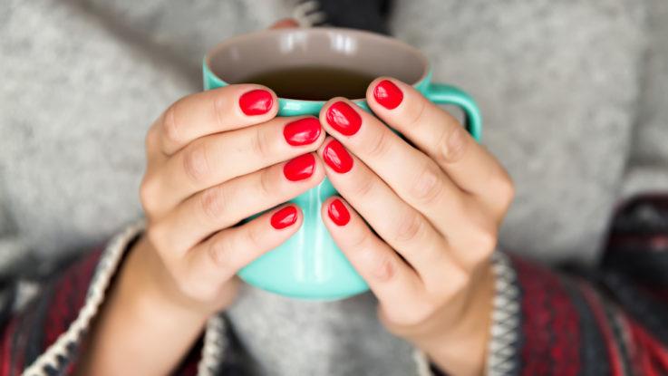 Pití čaje na nespavost
